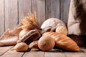 Duft von frischem Brot