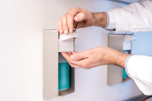 Hygienespender & Hygienemittel