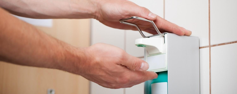 Desinfektionsmittel für unterschiedliche Anwendungsbereiche