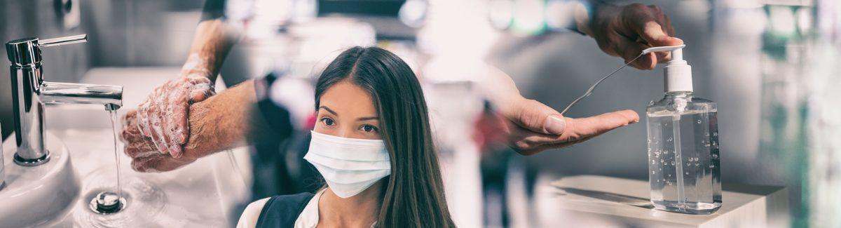 Hygiene am Arbeitsplatz und im Alltag