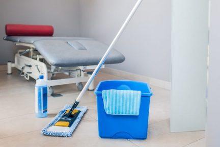 Hygienemanagement für Physiotherapiepraxis