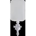Schaumseife mild, 2.500 Anwendungen je Liter, für Blanc Cosmos Schaumseifen- und Desinfektionsspender SENSOR, 6x1 Liter je SET