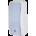 SET: Desinfektionsspender SENSOR, berührungslos Blanc Cosmos 7 Farben+6x 1-L Haut- und Händedesinfektion - PRODUKTSET