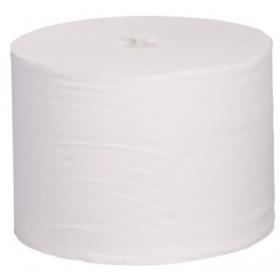 "Toilettenpapier DUO ""2-140"" SET, 2-lagig, 140m je Rolle, 100% Zellstoff (umgerechnet ~ 240 Rollen je SET)"