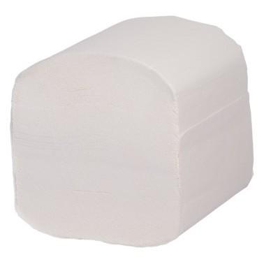 Toilettenpapier, Toilet Tissue FIX, 2-lagig, 100% Zellstoff, gefaltet