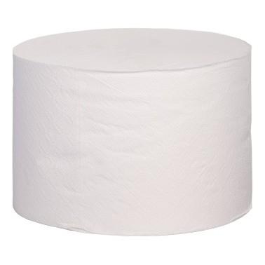 Toilettenpapier kernlos SET, 36 Rollen, 2-lagig, 104m je Rolle, Zellstoff, wasserlöslich