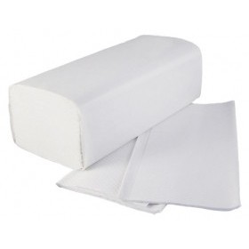 Falthandtuchpapier SET, 2-lagig, 100% Zellstoff, 3.200 Tücher je SET