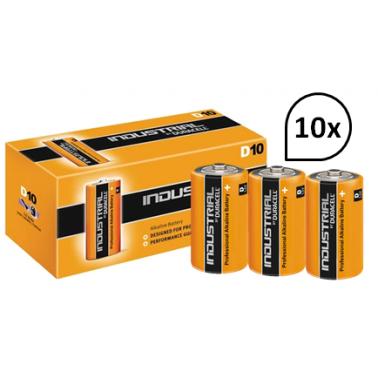 Batterien Duracell D 1,5 V für Blanc Cosmos Handtuchspender SENSOR