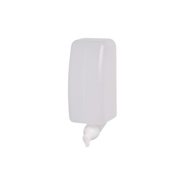 Schaumseife parfümfrei, mild, 6x1 Liter je SET, 2.500 Anwendungen je Liter inkl. Pumpe für Blanc Cosmos Schaumseifenspender