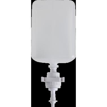 Schaumseife antibakteriell, 2.500 Anwendungen je Liter, für Blanc Cosmos Schaumseifen- und Desinfektionsspender SENSOR, 6x1 Lite