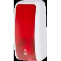 SET: Schaumseifenspender SENSOR, berührungslos Blanc Cosmos versch. Farben+6x 1-Liter Schaumseife antibakteriell - PRODUKTSET