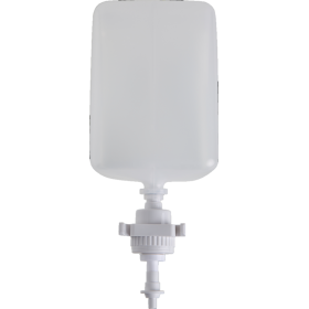 SET: Desinfektionsspender SENSOR Cosmos+6x1L Händedesinfektion Corpusan+Edelstahlhalterung GROß mit Auffangschale