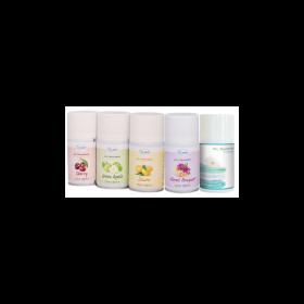 SET: Duftspender Raumduft mit Tag/Nacht Modus + 3 Duftdosen mit dem Aroma Ihrer Wahl
