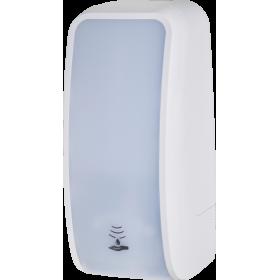 SET: Schaumseifenspender Sensor Blanc Cosmos versch. Farben+6x 1-Liter Schaumseife mild - PRODUKTSET