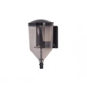 Pulverspender 2.400 ml mit Wandhalterung