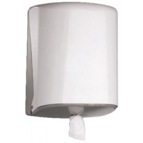 Wisch- und Putzpapierspender Azur Midi Box, für Innenabrollung, Kapazität: Ø max. 205 mm je Rolle