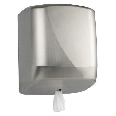 Wisch- und Putzpapierspender Futura Midi Box, für Innenabrollung, Kapazität: Ø max. 205 mm je Rolle