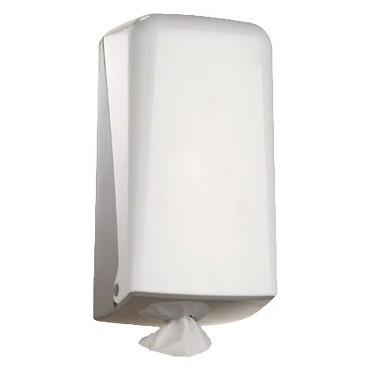 Wisch- und Putzpapierspender Azur Mini Box, für Innenabrollung, Kapazität: Ø max. 130 mm je Rolle
