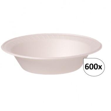 Salatboxen Salatschalen G2 400 ml aus Bagasse 600 Stück, to go, take away, biologisch abbaubar, umweltfreundlich