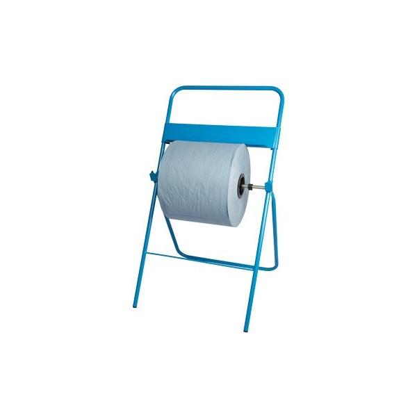 Putzrollenhalter FIX, Bodenständer, für Putzrollen bis 40 cm Breite