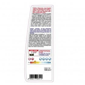 Saurer Profi-Allzweckreiniger 24 x 1 Liter Flasche für alle waschbaren und säurebeständigen Oberflächen und Sanitäreinrichtungen