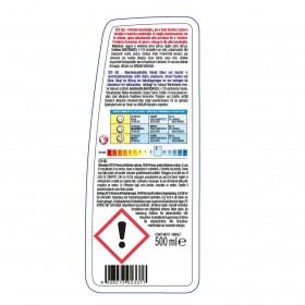 Profi-Gläser- und Geschirrspülmittelgel für Spülmaschinen 24 x 500 ml Flaschen, sehr ergiebig, phosphat- und chlorfrei
