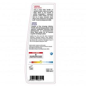 Profi-Flüssigseife für Seifenspender mit pflegenden Wirkstoffen 24 x 1 Liter Flaschen, sehr ergiebig, hautschonend