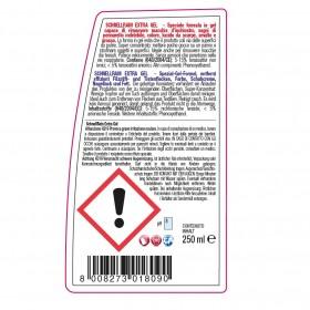 Profi-Fleckentferner, Spot-Cleaner für alle waschbaren und lösemittelbeständigen Oberflächen, 24 x 250ml Flasche