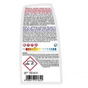 Profi-Schimmelentferner und Hygienereiniger mit Aktivsauerstoff, 24 x 750ml, sehr ergiebig, rasch wirkend, chlorfrei