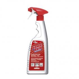 Profi-Spezialreiniger, 24x750 ml Sprühflasche, für Mikrowellen und Kombidämpfer, entfernt gründlich Fett, Öl