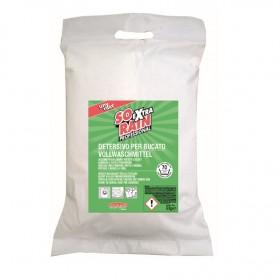 Profi-Premium Pulver-Vollwaschmittel, 1 x 6 kg Sack, für gewerbliche und Haushaltswaschmaschinen