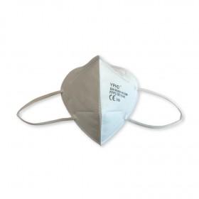 FFP2-Mundschutzmaske original & zertifiziert, 500 Stk. Atemschutzmaske, Mund- & Nasenmaske, Einwegmaske, EN 149:2001 + A1:2009