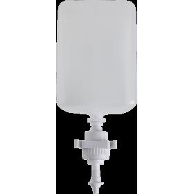 SET: Desinfektionsspender SENSOR Cosmos+3x1L Händedesinfektion+Edelstahlhalterung GROß mit Auffangschale