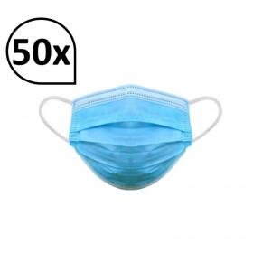 SET: Desinfektionsspender SENSOR Cosmos Blanc + Bodenständer aus Stahl + Maskenspender inkl. 50 OP-Masken Typ IIR