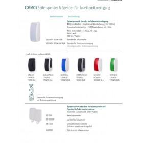 SET Toilettensitzreinigung SENSOR Cosmos,2.500 Anwendungen je 1-Liter