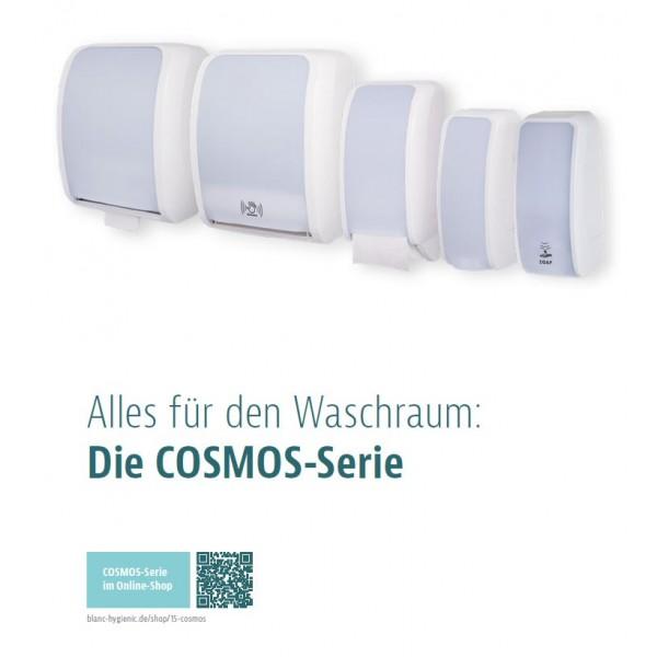 """Handtuchrollen """"Classico"""" 6 Rollen je SET, 2-lagig, 140m je Rolle, 100% Zellstoff, für Blanc Cosmos Handtuchspender"""