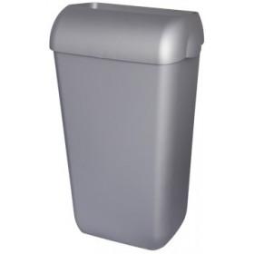 *SALE* Abfallbehälter, Mülleimer, Blanc, 25-Liter hängend, Wandmontage od stehend, mit Deckel abnehmbar