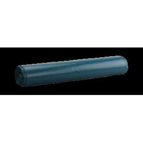 Qualitäts-Müllsack Schwerlastsack, 240 Liter, blau, extra groß, extra reißfest, 60my, 200 Beutel je SET