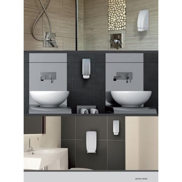 Flächen- & WC-Sitzreiniger Lavela, 6x1-Liter Kartuschen 12.000 Anwendungen je SET