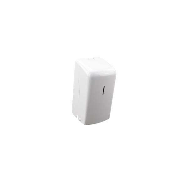 Toilettenpapierspender AZUR, Kapazität: 2 Standard Haushaltsrollen