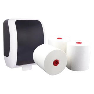 Hygienespender Sets für Industrie & Handwerk | Blanc Hygienic