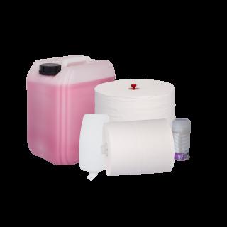 Hygienebedarf für Fitness- & Kosmetikstudios   Blanc Hygienic