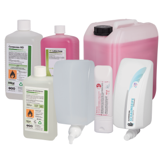 Hautreiniger und Handreiniger kaufen   Blanc Hygienic