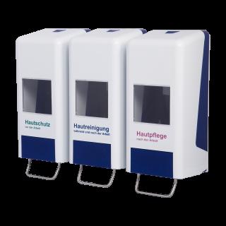 Trispender 3-in-1 Spender kaufen | Blanc Hygienic