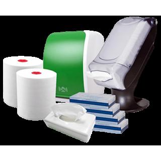 Spender Sets für Gewerbe kaufen | Blanc Hygienic